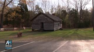 The Civil War: Shiloh Battlefield Tour - Shiloh Church