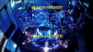 Ikarus drum: Rondo' Veneziano- Venti D'oriente (cover)