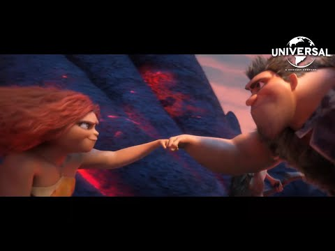 LOS CROODS: UNA NUEVA ERA - ¡Ya en cines!