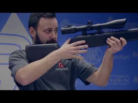 Video: SIG Sauer ASP20 Gas-Piston Breakbarrel Air Rifle | Pyramyd Air