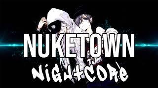 (NIGHTCORE) Nuketown (feat. Juice WRLD) - Ski Mask The Slump God