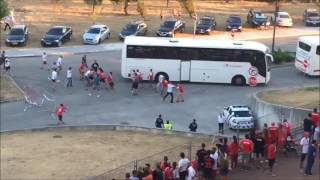 Fight between Benfica vs. Braga 07.08.2016 (Supercup)