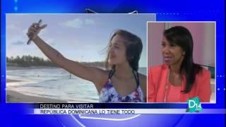 Wendy Justo explica porque República Dominicana lo tiene todo