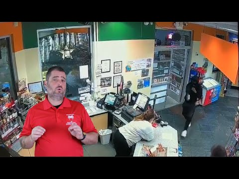 Clerk And Customer Stuck On Their Knees During California Robbery