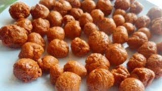 Bonbon Africain (Toffee) - Recettes Africaines