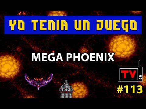 Yo Tenía Un Juego TV #113 - Mega Phoenix (Amiga)