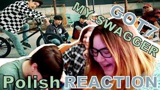 GOT7 - MY SWAGGER (Short Ver.)   MV REACTION [ENG CC]