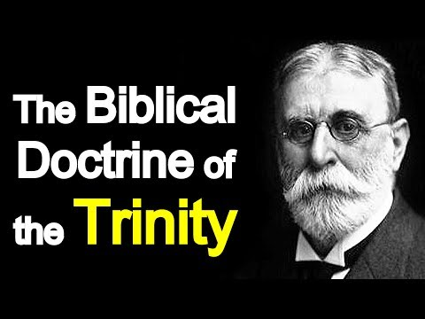 The Biblical Doctrine of the Trinity - Benjamin B. Warfield