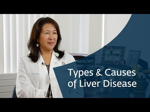 Types & Causes of Liver Disease