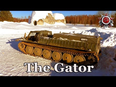 Let The Adventure Begin: GAZ 71/ГАЗ 71 Vehicle Project