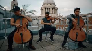 Ember  -  Shape of You Ed Sheeran Cover Violin and Cello