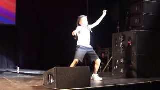 Lil DeeDee - NaeNae at MattyB Concert