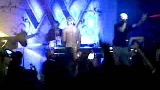 The Rubberbandits performing live at The Wright Venue