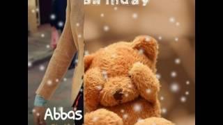 Happy birthday Bhaiya (birthday song)