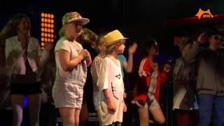 Pharrell Williams - Happy live from Roskilde Festival 2015