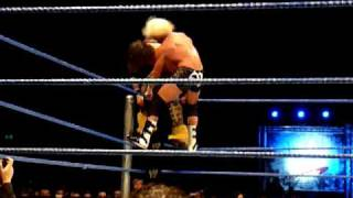 WWE John Morisson vs. Dolpf Ziggler / Undertakers Rest In Peace Tour / 07.11.2009 Düsseldorf