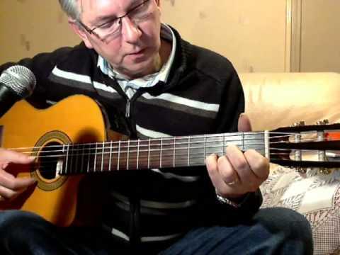 Comment jouer La Montagne de Jean Ferrat à la guitare