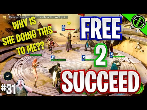 Why Warmaiden? WHY??? | Free 2 Succeed - EPISODE 31