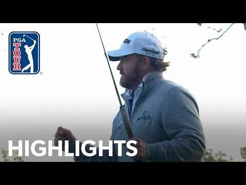 Highlights | Round 4 | Genesis Open 2019