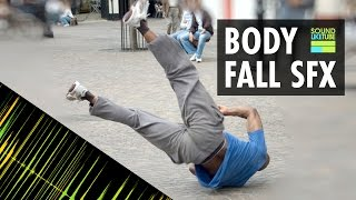 Body Falling Sound Effects   Royalty Free Fall Sounds