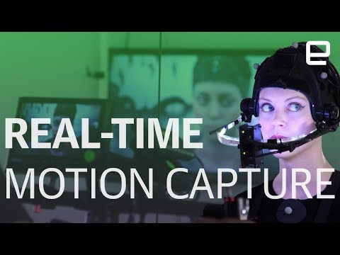 The real-time motion capture behind 'Hellblade' first look