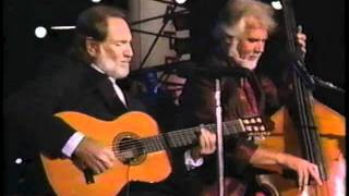 "Willie Nelson & Kenny Rogers ""Blue Skies"