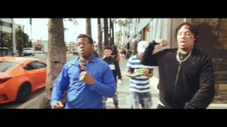 Vonte Mays - Watch How I Flex Feat. King Yella (Official Music Video)