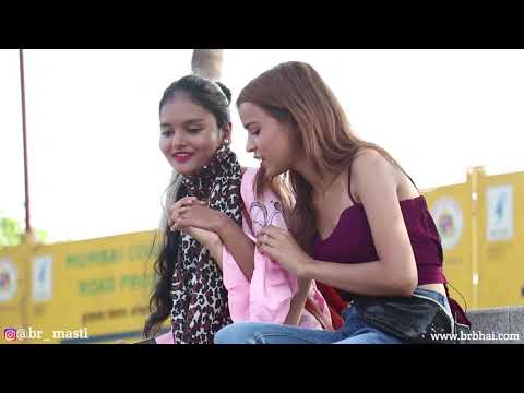 Download Video Lesbian Prank On Cute Gril | Gone Wrong | Comedy Gril Reaction | Ft:Annu Singh | Prank In BRmasti