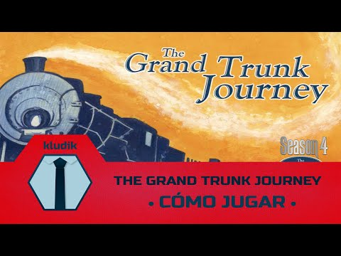 Reseña The Grand Trunk Journey