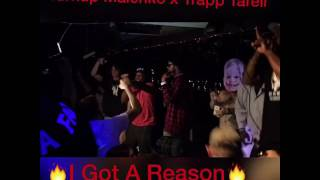 Trapp Tarell Performing I Got A Reason Live!!