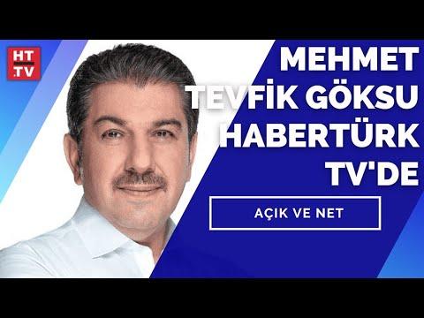 Tevfik Göksu Habertürk TV'de soruları yanıtlıyor… #YAYINDA