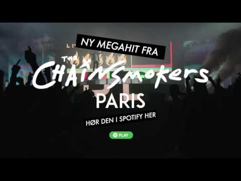 THE CHAINSMOKERS    - PARIS teaser