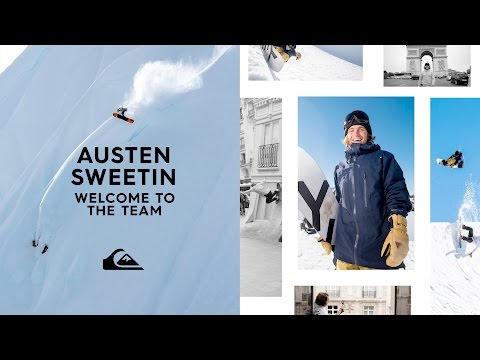 Austen Sweetin -  Welcome To The Team