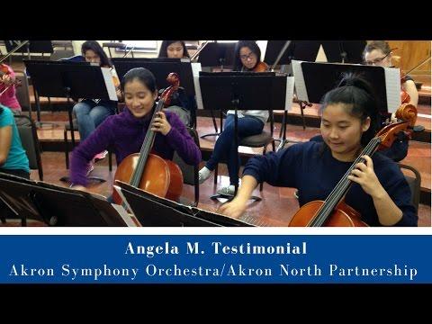 ASO-Akron North Angela M. Testimonial
