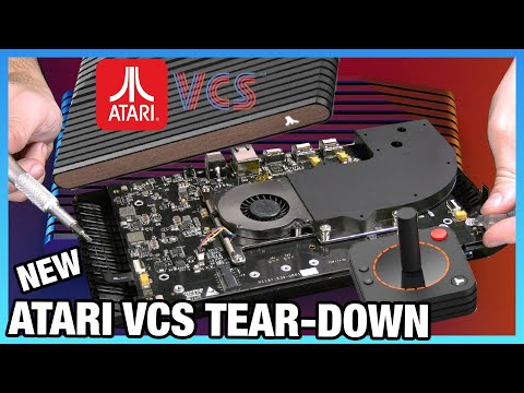 Exceeds Expectations: New Atari VCS Tear-Down & Ryzen-Powered Console