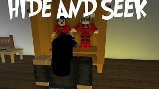 Hide And Seek(Roblox music video)