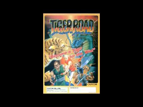 Tiger Road 虎への道 Arcade Sound Track