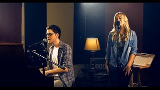 """""""Wanted"""" - Hunter Hayes - Official Cover Video (Alex Goot & Julia Sheer)"""