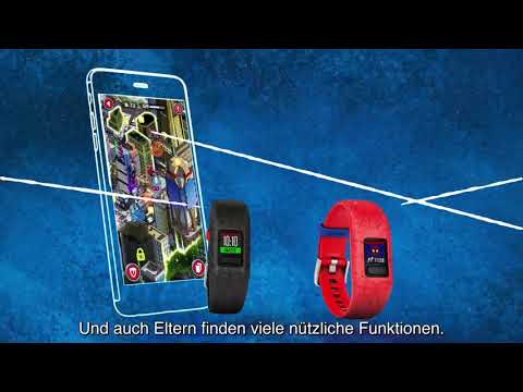 vívofit® jr. 2 Spider Man Action Watch für Kinder - TV Spot 20 Sek