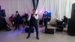 Los espectaculares LA KURA Band . con la voz del maestro Edson PAUCAR ALVA. Contratos cel. 957201412