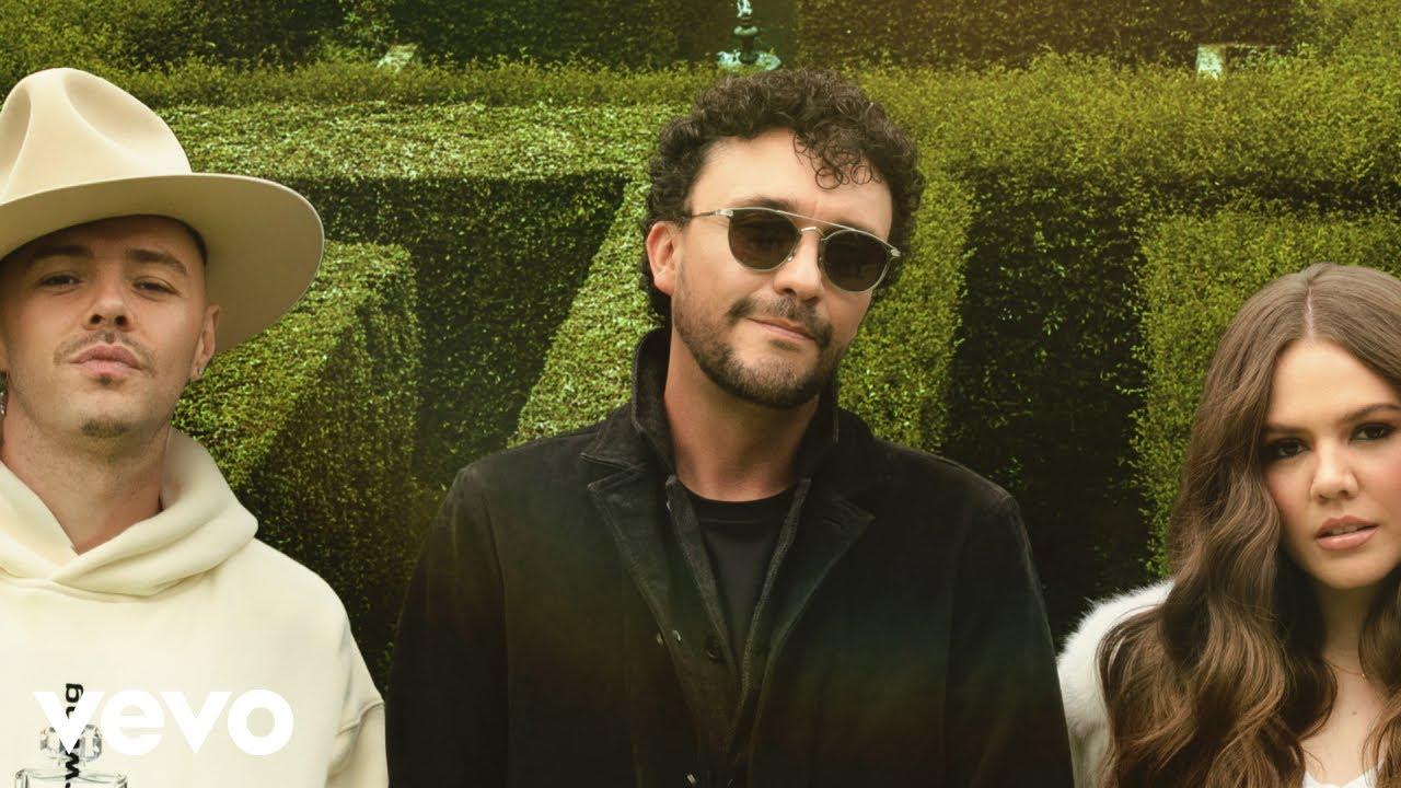 Andrés Cepeda, Jesse & Joy - Infinito