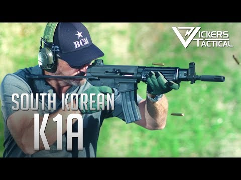 South Korean K1A
