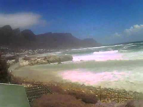Timelapse Video – Glen Beach & Camps Bay – 22/10/2010
