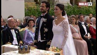 Las bodas más caras y majestuosas de la realeza | ¡HOLA! TV