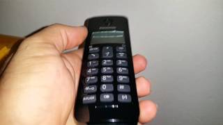 Panasonic KX-TGB110LB (telefone sem fio)