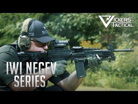 IWI NEGEV Series