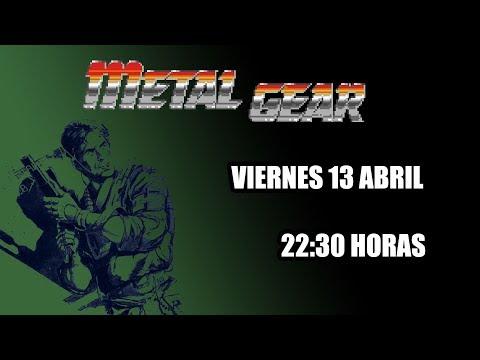 Juguemos a... Metal Gear