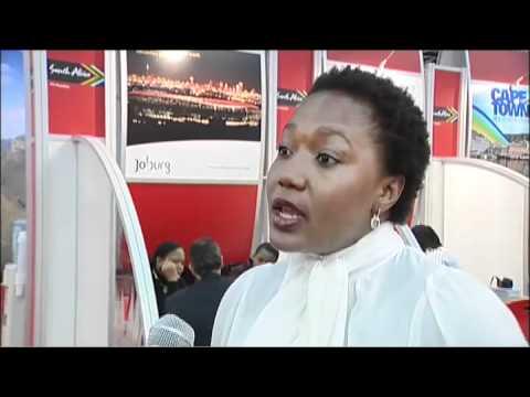 Lindiwe Mahlangu-Kwele, CEO, Johannesburg Tourism Company (JTC) South Africa