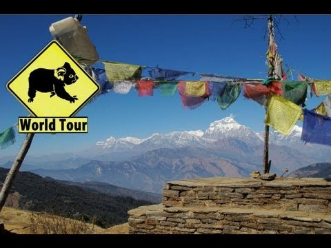 Voyage au Népal 44 jours Maryse & Dany © Youtube