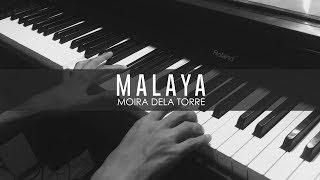 Moira Dela Torre - Malaya (Piano Cover)
